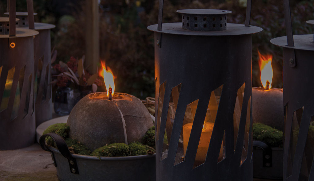 Onwijs Kaarsen: ook leuk als cadeau | Hovenierscentrum De Briellaerd RF-67