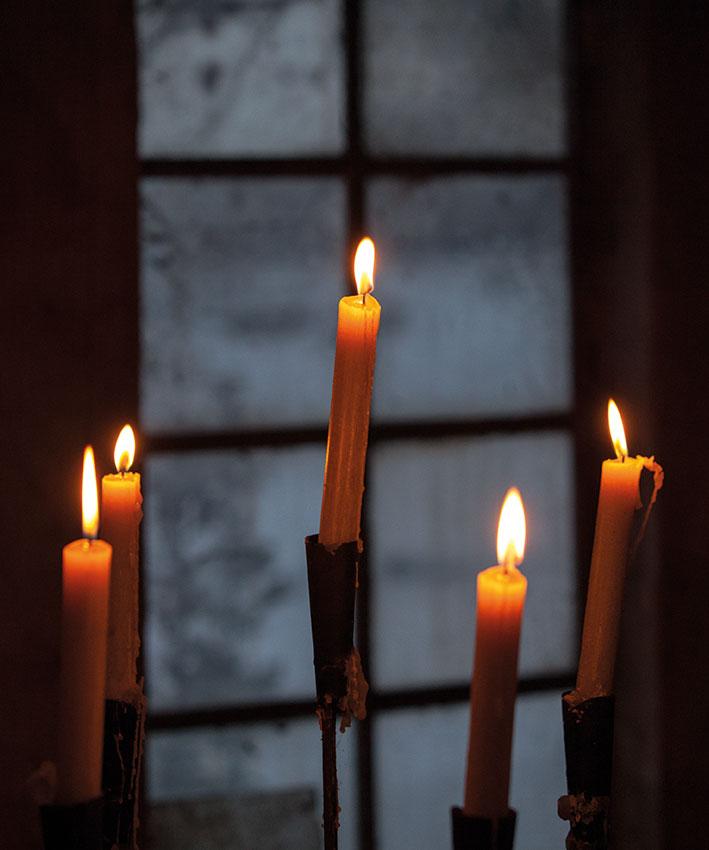 Uitgelezene Kaarsen: ook leuk als cadeau | Hovenierscentrum De Briellaerd NL-99